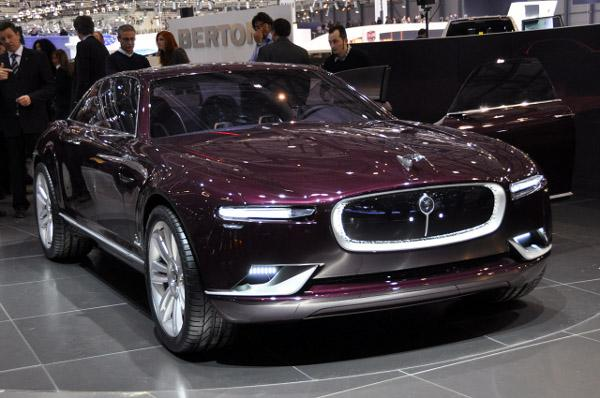 concept cars are the perfect way to showcase new design ideas or do something thats never